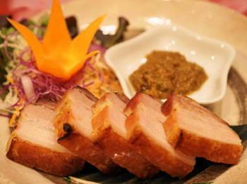 バビグリン 豚のオーブン焼き.JPG